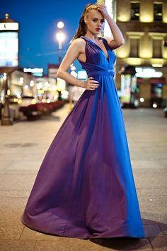 синее (by Sofia Peps) http://lookbook.nu/look/4675135-