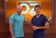 David Buer's 12-Week Transform YOU Plan! | The Dr. Oz Show | Follow this board for all the latest Dr. Oz Tips!