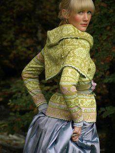 Dit gebreide vest heeft Michelle mee naar huis uit Noorwegen - Celebrity - Dagbladet.no