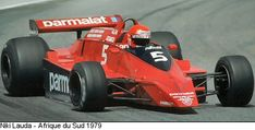 Nelson PIQUET - Brabham BT48 - 1979