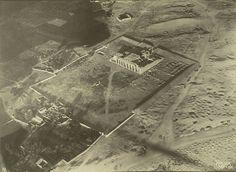 Egyptian Temple Complex.  Photographer: Kofler.  Photograph date: 1914.  Location: Africa: Egypt