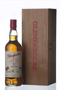 Mark Gillespie of Whiskycast's Tasting Notes for Glenfarclas 31 Port Cask Matured