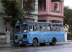 La Guagua, el transporte de Cuba # Una guagua es una especie de omnibus de seis…