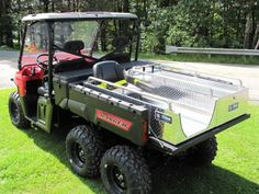 ATV Off Road Rescue, Mini-Emergency Response Vehicles