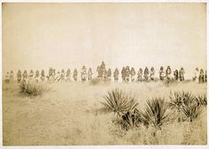 Geronimo and his warriors. One of the only known photos of Indian combatants still in the field who had not yet surrendered to the United States. C. S. Fly, March 1886 via reddit