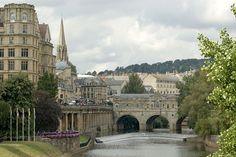 Bath, England, one of my homes! Sigh. I love Bath!