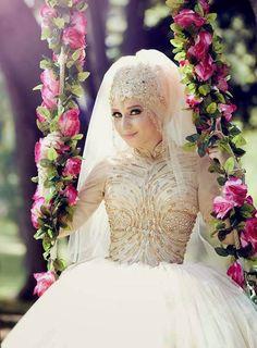 muslim bridal wear