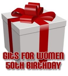 Birthday Gift Ideas 50 On 50th For Women And Presents Her