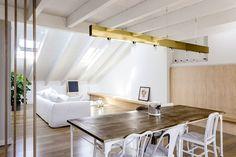 Emme Elle Attic Apartment / Archiplan Studio