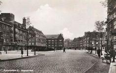 Maasstraat , jaren 30