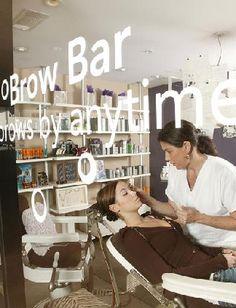 blink brow bar - Google Search | Brow Bar | Pinterest | Nyc, Brows ...