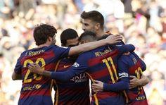 El Barcelona con un once diferente al de otras jornadas se divirtió en el Camp Nou a costa del Getafe, con seis goles y un Messi pletórico mostrando su mejor versión