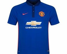 Nike Manchester United Third Shirt 2014/15 631205-419 Manchester United Third Shirt 2014/15 The Nike 2014/15 Manchester United Third Shirt pays homage to the Red Devils with MUFC tradition in every detail for ultimate club pride. Styled with the team cre http://www.comparestoreprices.co.uk/sportswear/nike-manchester-united-third-shirt-2014-15-631205-419.asp