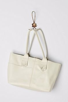 37cc69cf21 West End Leather Tote (from Maison Dumain by Be  amp  D) West End