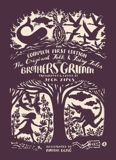 The Original Folk and Fairy Tales of the Brothers Grimm (Hardcover). When Jacob and Wilhelm Grimm published their Children's and Household Tales in. Brothers Grimm Fairy Tales, Grimm Tales, O Grimm, Soirée Halloween, Original Fairy Tales, Charles Perrault, Dark Books, David Hockney, Book Covers