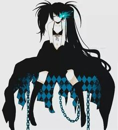 Black rock shooter #anime #manga