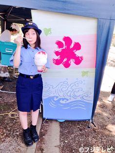 """""""#橋本環奈 さんからかき氷の差し入れ頂きました✨かき氷屋さんが来てくれるなんて…早く晴れ☀️戻って来てー!! #ありがとうございます #ふわふわかき氷 #日本一 #警視庁いきもの係 #日曜よる9時"""" Pretty Girls, Cute Girls, Hashimoto Kanna, Big Brown Eyes, Best Portraits, Yamamoto, Japanese Girl, Singer, Actresses"""