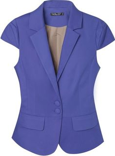 Casual Blazer Women, Blazer Jackets For Women, Casual Outfits, Fashion Outfits, Blouse And Skirt, Blouse Dress, Blouse Styles, Blouse Designs, Best Leather Jackets