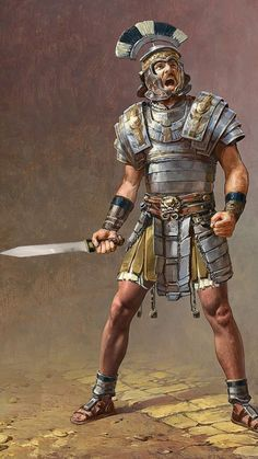 Rome History, Ancient History, Roman Armor, Roman Warriors, Roman Legion, Roman Soldiers, Sword And Sorcery, History Memes, Ancient Rome