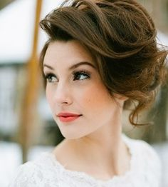 4 Perfect Date Night Makeup Ideas I actually pinned this here for this hair for you