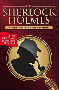 Sherlock Holmes: Classic Film, TV and Radio Collection