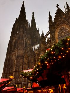 Christmas Markets in Germany - All info at www.europediaries.com