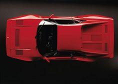 288 GTO. Who needs an F40...