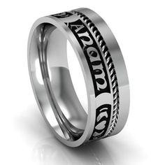 my soul mate   irish wedding ring  Mo Anam Cara