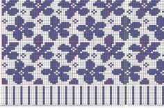 Spring by Ruth Sorensen, pattern