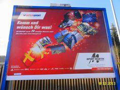 208. - Plakat in Stockach. / 08.12.2013./