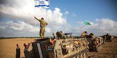 Israel accepts Egypt truce proposal