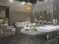 Spaces | Visionnaire Home Philosophy