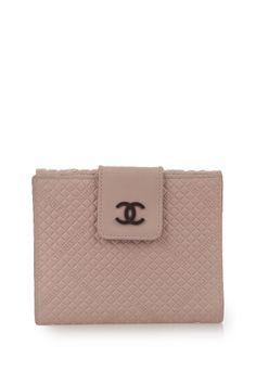 [Vintage] Chanel Coco Wallet #Chanelwallet