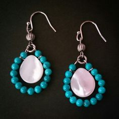 Turquoise & Shell