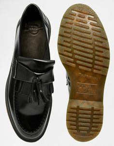 http://www.latestdressstyles.com/category/dr-martens/ Image 3 of Dr Martens Adrian Tassel Loafers