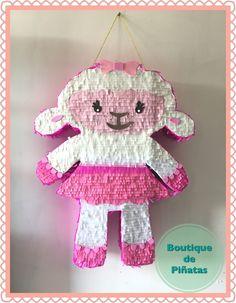 Lambie • Dra Juguetes • Piñata • $580 | 2 días para hacerla + 5-6 días hábiles de envío a todo México |