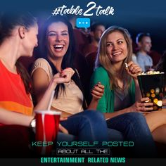 Entertainment table provides us new and updated information about news, movie, latest gossips, music and life of the celebrities. This is a popular and interesting section for the readers to get entertained.