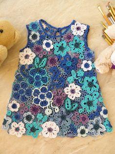 En un par de vestido de mi madre - vestirse para las pequeñas migajas. Debate sobre LiveInternet - Servicio Ruso diario en línea