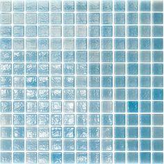 Gloss Dark Blue Flat Tiles