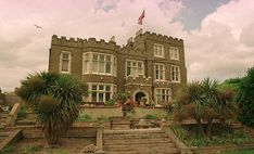 Inspiration: The hill-top holiday home of Charles Dickens, which sits on the sea front in Broadstairs, Kent, was the inspiration for Bleak House