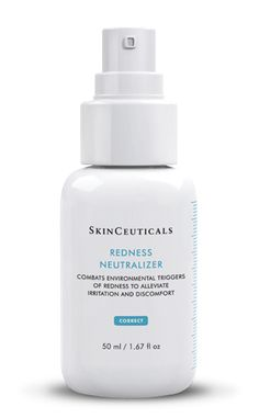 Redness Neutralizer - Skin Ceuticals.  I highly recommend this product!  It is amazing for skin that tends to have redness later in the day.