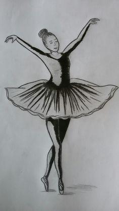 Bianca Aso♡ #Mipasión☆#Dibujo# Bailarina#Balet#♡