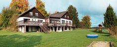 Nederlands Landhaus 33p/11kamers/1150€