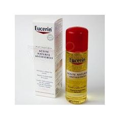 EUCERIN ACEITE NATURAL ANTI-ESTRIAS 125 ML
