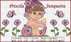 Priscila Junqueira Ponto Cruz: Bebê Fofura