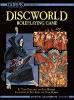Discworld Roleplaying Game – Cover