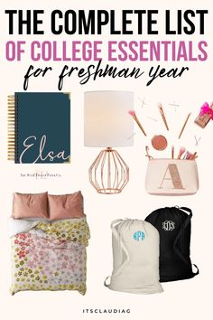 I'm moving to a college dorm this year and these college dorm essentials were extremely helpful. They go in detail through every dorm room essentials you will actually need this year. College Dorm Essentials, College Tips, College Dorm Rooms, Room Essentials, College Motivation, Dorm Room Organization, Freshman Year, Detail, Room Ideas