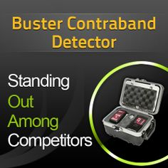 CSECO K910B BUSTER CONTRABAND DETECTOR KIT                       T13-D15