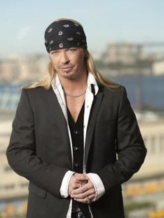 Brett Michaels- Brain Aneurysm & Stroke Survivor (Click for more details)