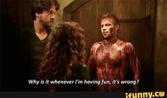 John Constantine funny